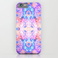 iPhone & iPod Case featuring Pyschedelic floral by Laura Ruxton