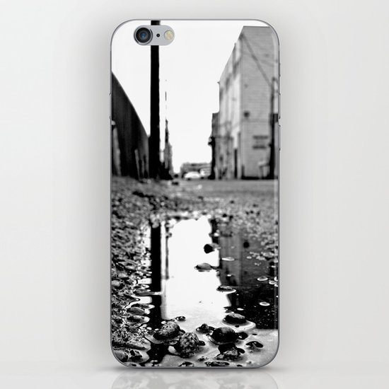 Grit City water iPhone & iPod Skin
