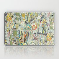 Hairspray Jungle Laptop & iPad Skin