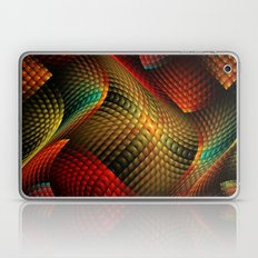 Bed of Snakes Laptop & iPad Skin