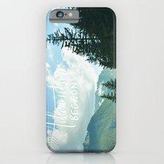 Adventure Beckons Slim Case iPhone 6s