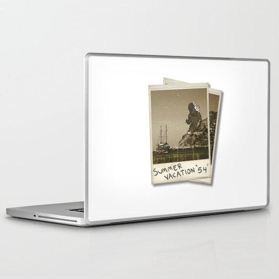 Summer of '54 Laptop & iPad Skin