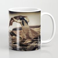 Tom Feiler Bow and Arrow Mug