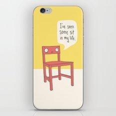 Seen some sit iPhone & iPod Skin