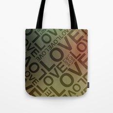 L O V E {II} Tote Bag