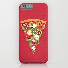 PIZZA POWER - PEPPERONI iPhone 6 Slim Case