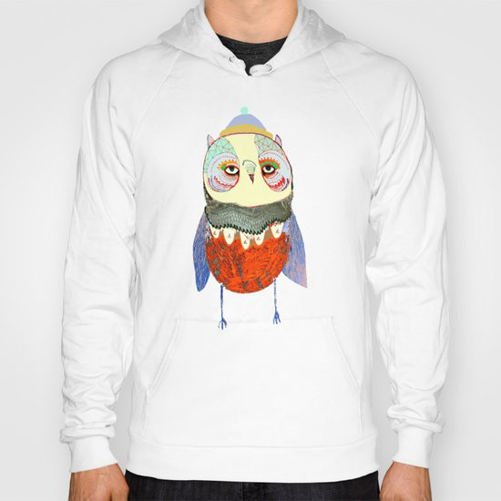 Owl Chick Hoody