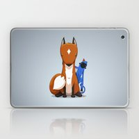 Hungry & Foolish Laptop & iPad Skin