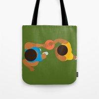 Basketball / Geometrical… Tote Bag