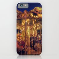 iPhone & iPod Case featuring The Carousel by ISIK MATER