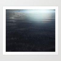 Skye Beach  Art Print