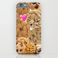 iPhone & iPod Case featuring Cookies by jajoão