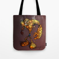 ZOMBIE THE THING Tote Bag
