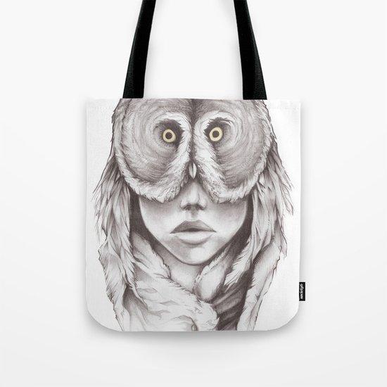 Owlhead Tote Bag