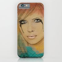 iPhone & iPod Case featuring Turmalina by Moonlighting