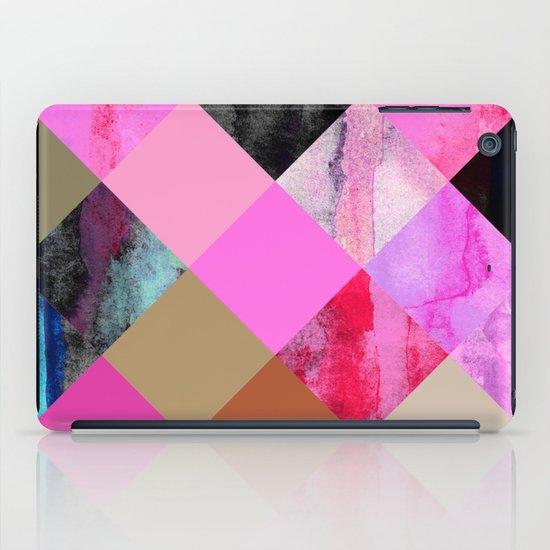 colour + pattern 14 iPad Case