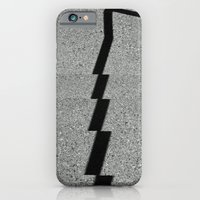 iPhone & iPod Case featuring Nosy Parker  by Ethna Gillespie
