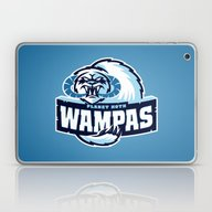 Planet Hoth Wampas - Blu… Laptop & iPad Skin