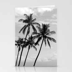 Palm Trees Hawaii Stationery Cards