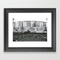 APF Framed Art Print
