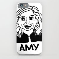 iPhone & iPod Case featuring Amy Poehler by Flash Goat Industries