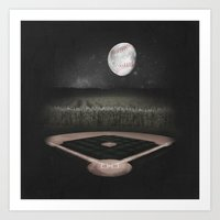 spaceball Art Print