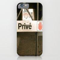 Prive iPhone 6 Slim Case