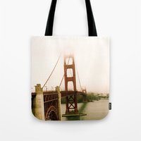 GG Bridge San Francisco Tote Bag