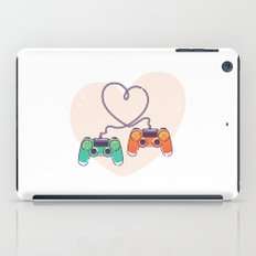 Play Love iPad Case