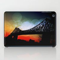 A moment in time iPad Case