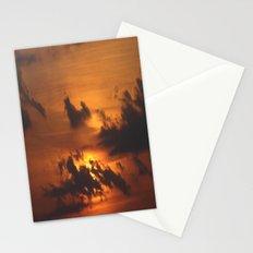 FIRE SKY Stationery Cards