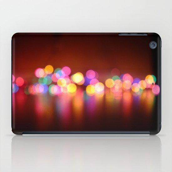 Christmas Lights iPad Case