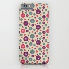 I Heart Patterns #001 Slim Case iPhone 6s