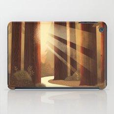 Redwoods iPad Case