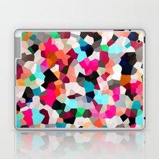 Pop Moon Love Laptop & iPad Skin