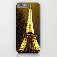 Paris in December iPhone 6 Slim Case