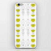 50ies Green iPhone & iPod Skin