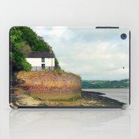 Dylan Thomas.The Boathou… iPad Case