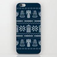 Who's Sweater iPhone & iPod Skin