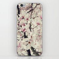 magnolia. iPhone & iPod Skin