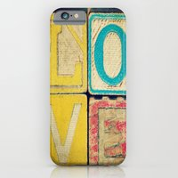 iPhone & iPod Case featuring Old Love  by RDelean
