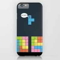 Tetris iPhone 6 Slim Case