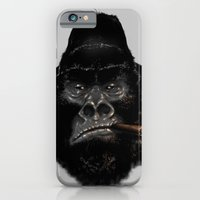 iPhone & iPod Case featuring Don Primate by Zonnie