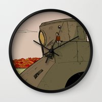 OhOne COLOR Wall Clock