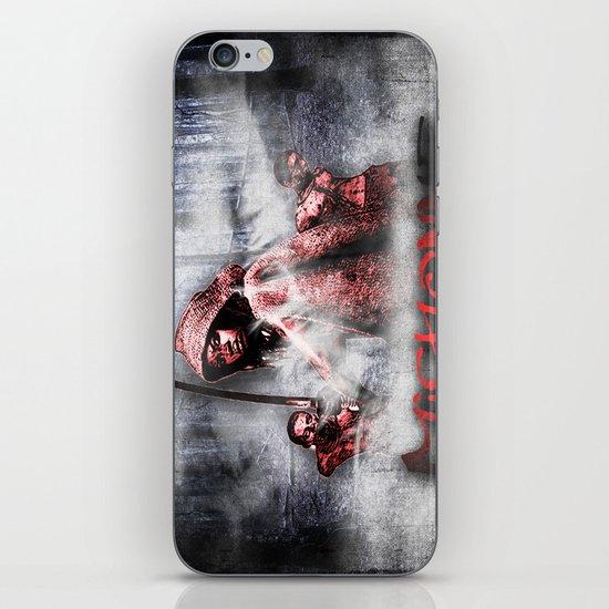Michonne iPhone & iPod Skin