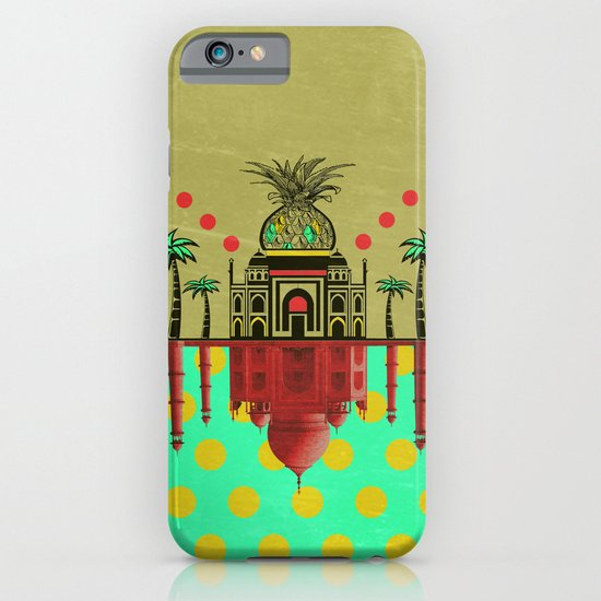 pineapple architecture 2 iPhone & iPod Case