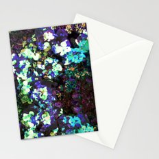 FLORAL WATERS Stationery Cards