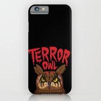 Terror Owl iPhone 6 Slim Case