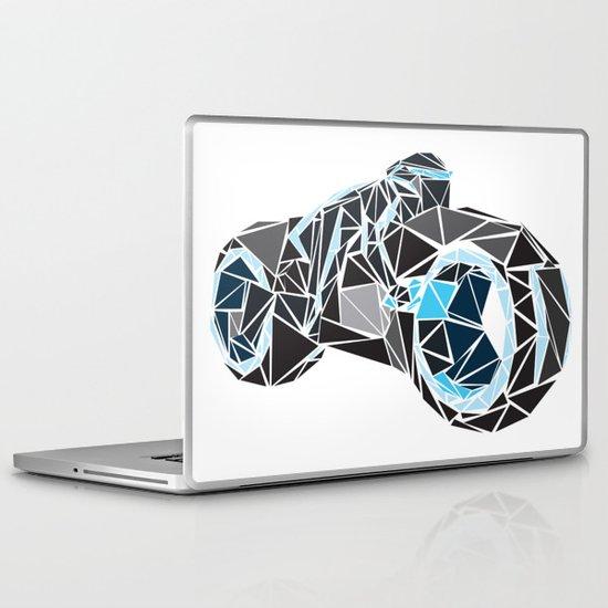 The Light Cycle Laptop & iPad Skin