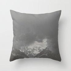 Alpine III Throw Pillow